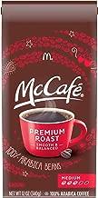 McCafe Premium Roast Ground Coffee (12 oz Bags, Pack of 6)