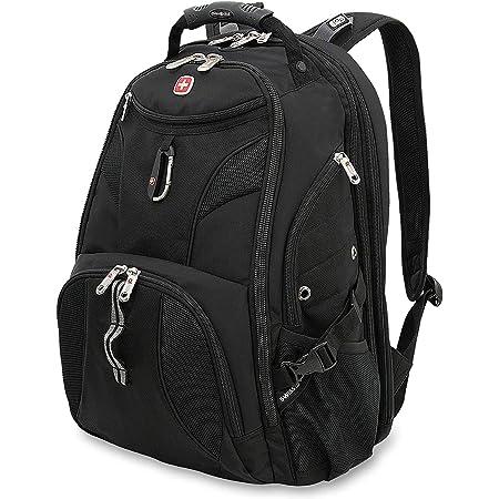 SwissGear Scansmart Laptop Backpack, Black, 19-Inch