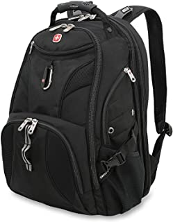 1900 ScanSmart Laptop Backpack (Black)
