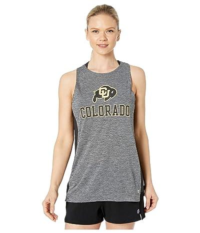 Champion College Colorado Buffaloes Marathon III Tank (Black) Women