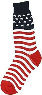 Foot Traffic, Patriotic Men's Socks
