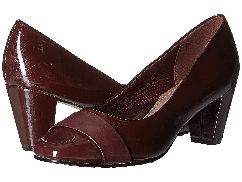 Soft Style Mabry (Sassafras Pearlized Patent/Sassafras Vitello) Women