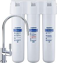 Aquaphor Crystal ECO waterfiltersysteem met filter K3, K7B, K7. Microfiltratie van drinkwater voor betrouwbare verwijderin...