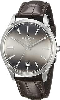 Men's 032020670.22C Class EL Analog Display Swiss Automatic Brown Watch
