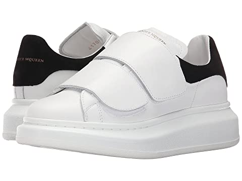 Alexander McQueen Hook-and-loop Oversized Sneaker