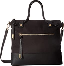 Coconut Island Zip Top Tote