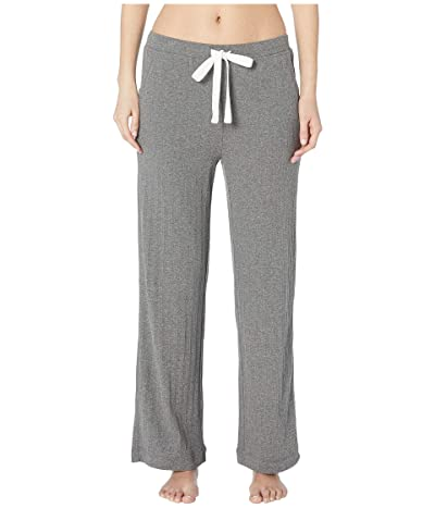 Skin Daryn Organic Cotton Pants (Medium Heather Grey) Women