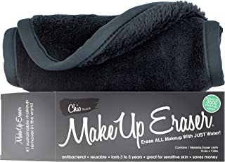 The Original MakeUp Eraser, Erase All Makeup With Just Water, Including Waterproof Mascara, Eyeliner, Foundation, Lipstick, and More (Queen Purple)