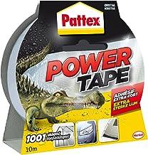 Pattex Power Tape Reparatietape in doos, 10 m, transparant