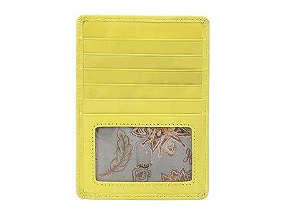 Hobo Euro Slide (Lemongrass) Wallet