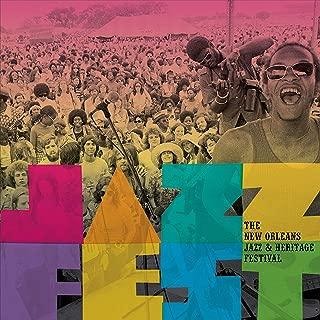 ジャズ・フェスト:ザ・ニューオーリンズ・ジャズ&ヘリティッジ・フェスティヴァル(5CD+豪華本)