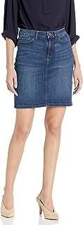 "Lee Uniforms Women's Regular Fit 21"" Denim Skirt"
