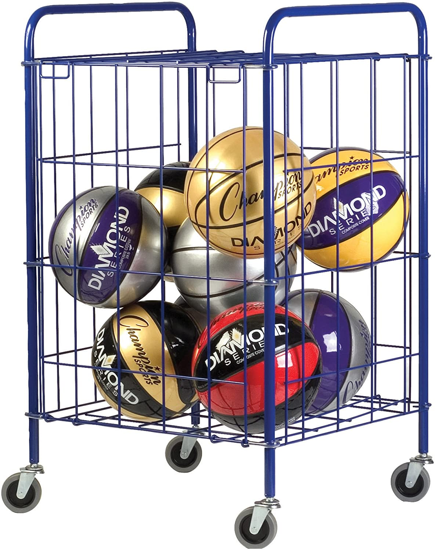 10 Oliver Ball Cups for Gymnastics Balls Black Storage wegroll Lock