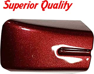 CF Advance For 04-08 Acura TL 3.2 3.5L Front or Rear Right Passenger Side Outside Exterior Outer Door Handle Cover R522P Redondo Red Pearl 2004 2005 2006 2007 2008