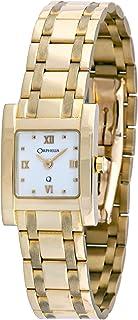 ORPHELIA - mon-7042 - Reloj analógico de Cuarzo para Mujer, Correa de Dorado Color Dorado