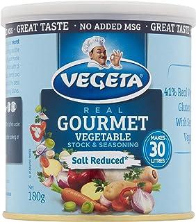Vegeta Salt Reduced Gourmet Stock & Seasoning, 180 g, Vegetable, 180G