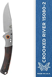 Benchmade - Crooked River EDC Manual Open Hunting Knife