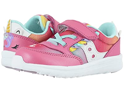 Saucony Kids Originals Jazz Lite (Toddler/Little Kid) (Pink Unicorn) Girls Shoes