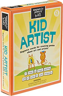 Magnetic Poetry Artist Kit for Kids
