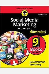 Social Media Marketing Aio Fd, 4e (For Dummies (Business & Personal Finance)) Paperback