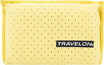 Travelon Windshield Cleaner and Defogger, Yellow, One Size