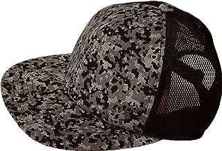 [ろしなんて工房] 帽子 メッシュキャップ SP484 モノトーン545F カモフラージュ・ゼブラ 大きいサイズOK [日本製]