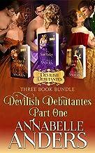Devilish Debutantes Part One: Three Book Bundle: Hell Hath No Fury, Hell in a Handbasket, Hell Hath Frozen Over (Devilish ...