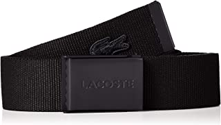 6cdb98adbc62e Lacoste - Ceinture sangle boucle gravée Édition Made In France (rc2014)  taille 110 cm
