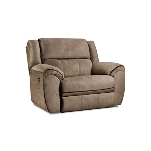 Pleasant Chair And A Half Recliner Amazon Com Pdpeps Interior Chair Design Pdpepsorg
