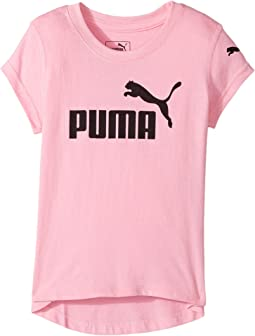 Puma Kids - Jersey Screen Print Tee (Little Kids)