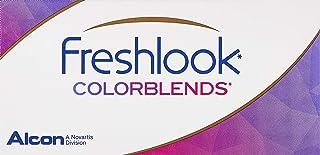 Freshlook Colorblends Green (-3.50) - 2 Lens Pack