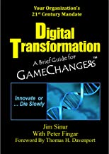 Digital Transformation: A Brief Guide For Game Changers