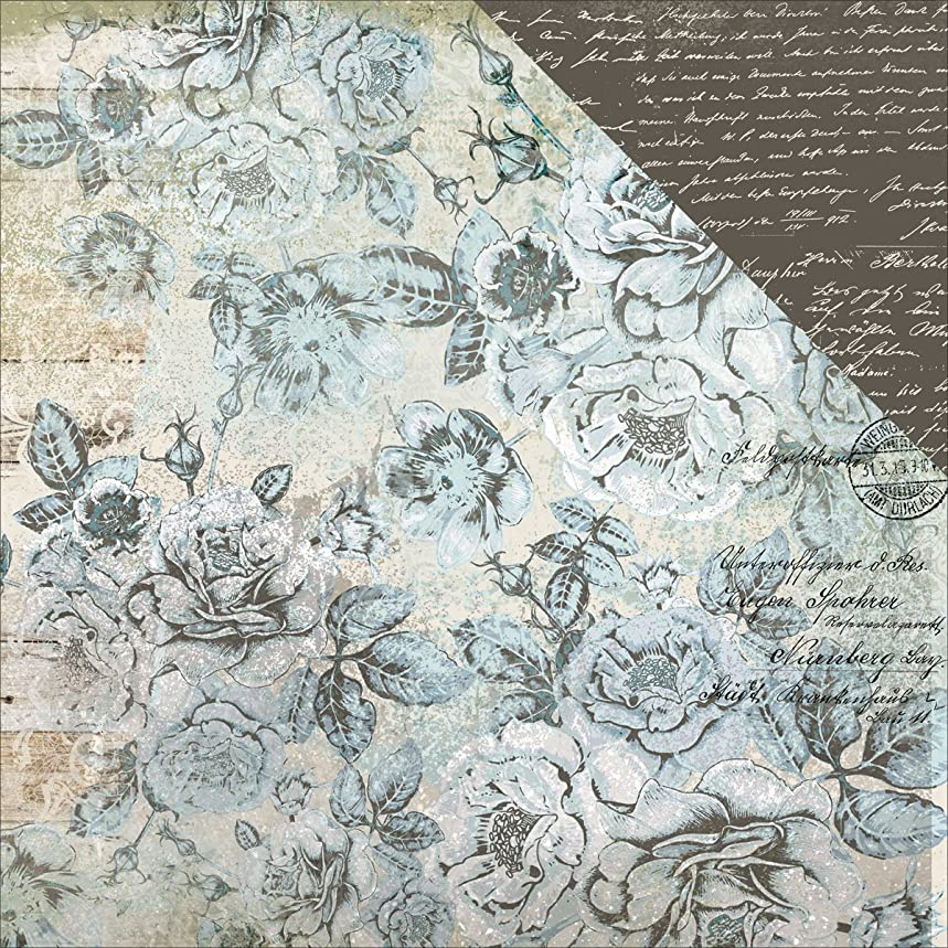 Kaisercraft Provincial Double-Sided Cardstock 12