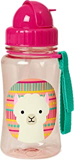 Skip Hop Straw Cup, Toddler Transition Sippy Cup, Llama