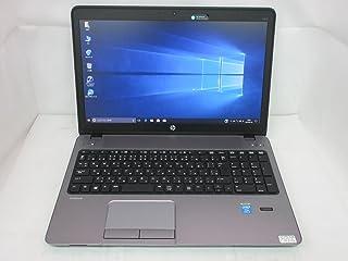 【中古】 ヒューレット・パッカード HP ProBook 450 G1 Notebook PC ノートパソコン Core i5 4200M メモリ8GB 320GBHDD DVDスーパーマルチ Windows10 Professional 64...
