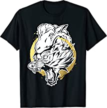 Wolf in Sheep's Clothing 2 Sided T-Shirt