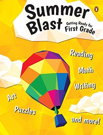 Summer Blast: Getting Ready For Grade 1