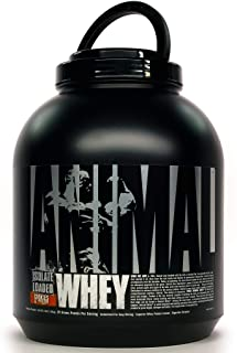 Animal Whey Isolate Whey Protein Powder – Isolate Loaded for Post Workout and Recovery – Low Sugar with Highly Digestible ...