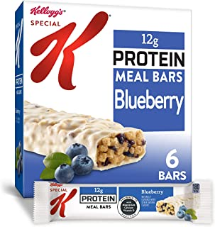 Special K Protein Meal Bars, Blueberry, 9.5 oz (6 Count)
