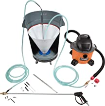Mr. Hard Water PWT - 8002 Trash Can Hopper Media Blasting System