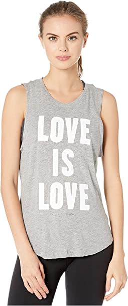 Love Medium Heather Grey