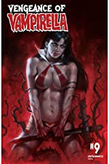 Vengeance of Vampirella #9: These Dark Synchronicities Kindle Edition