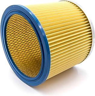 comprar comparacion vhbw Filtros redondos, filtros laminados, filtros para aspiradoras, aspiradores multiusos Parkside PNTS 1500 (A1/B1/B2), 3...