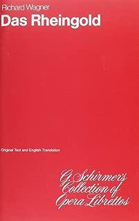 Das Rheingold: Libretto