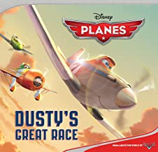 Planes:  Dusty's Great Race (Disney Storybook (eBook)) (English Edition)