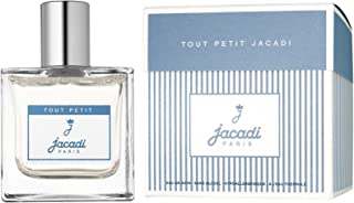 Jacadi Fragrance Tout Petit Alcohol Free Scented Water, Baby Boy, 3.4 Ounce