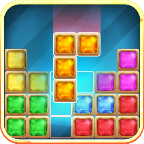 Block Puzzle Classic Jewel : Block Puzzle Game free