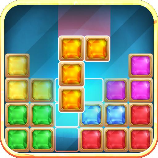 Block Puzzle Classic Jewel : Block Puzzle Game free