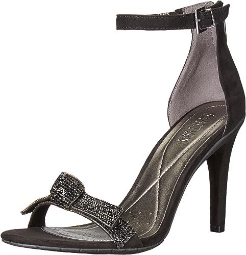 Kenneth Cole REACTION Woherren Smash-Ful 3 Dress Sandal, schwarz, 10 M US