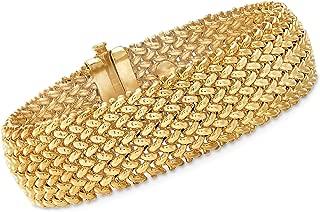 Best 14 gold bracelet Reviews